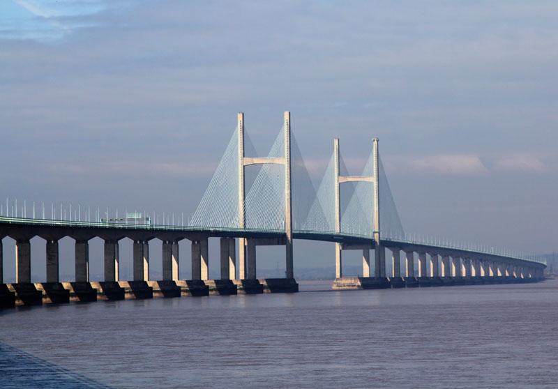 Second Severn Crossing Bridge